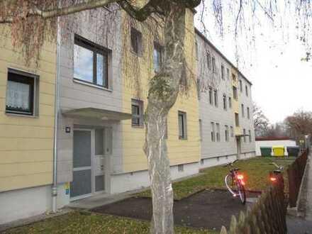 !!!Nähe Uni!!! Tolle, nette 3 ZKB West- Balkon, ca. 60qm, Garage, in Augsburg - Haunstetten Nord