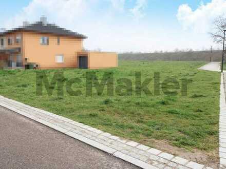 Verwirklichen Sie Ihren Wohntraum: Vollerschlossenes Grundstück in naturnaher Lage nahe Ingolstadt