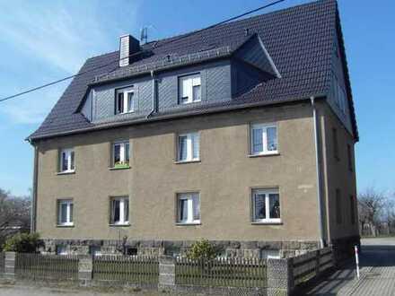 Komplett vermietetes Mehrfamilienhaus in ländlicher Gemeinde, Nähe Limbach-Oberfrohna