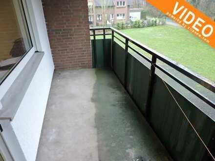 ....charmante Lage: 1-Zimmer Appartement mit großem Balkon und Tiefgaragenplatz