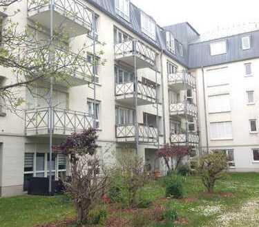 Helle Wohnung im 1.OG in moderner Anlage, BJ 1994, mit Aufzug, Kü+Bad m. Fenster, Loggia