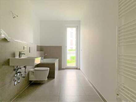 Schicke und moderne 2 Zimmer-Wohnung mit Balkon in Chemnitz - BARRIEREFREI !!!