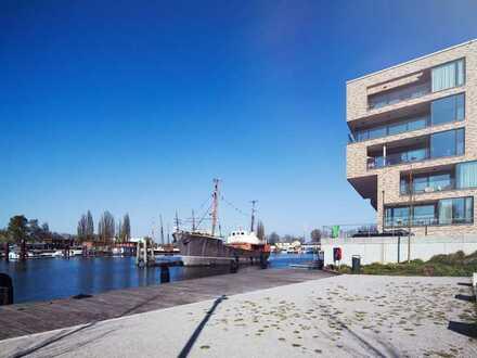 Die Elbe im Blick - Wohnen im Harburger Binnenhafen