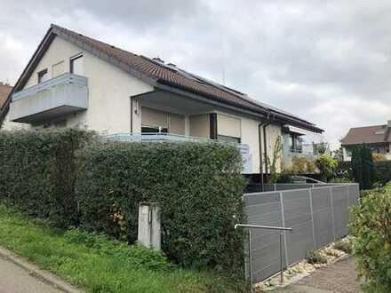 Schöne ruhige Doppelhaushälfte mit sieben Zimmern in Kornwestheim