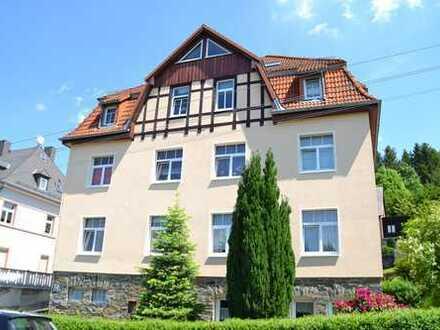 Sonnige, helle 3-Raum-Wohnung mit sehr schöner Aussicht in guter Lage von Chemnitz - Einsiedel