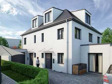 Exklusive Neubau-Villenhälfte Nähe Nymphenburg