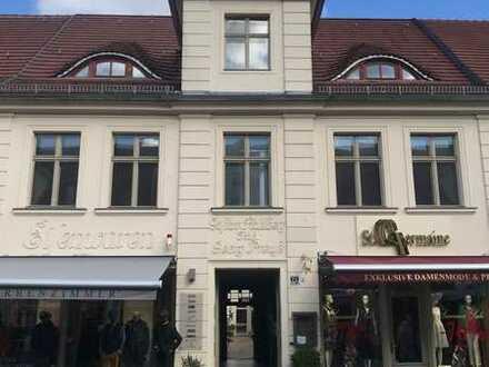 + + helle Büroeinheit in Potsdamer Innenstadt - direkt am Brandenburger Tor !!! + +