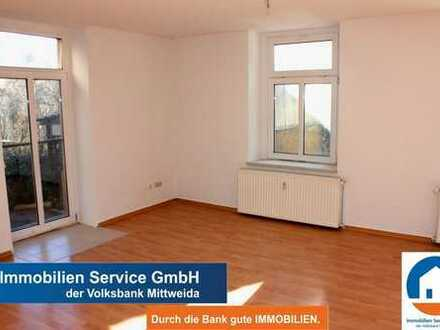 Wohnen im Grünen - schöne ruhige 3-Zimmer-Erdgeschosswohnung