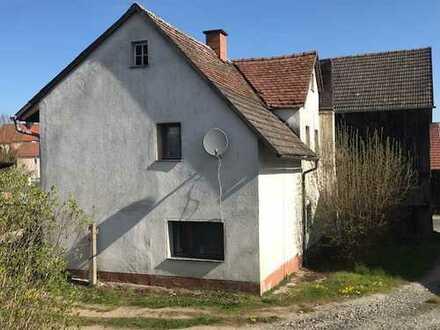 Großzügiges Haus in Vorbach sucht ambitionierten Handwerker!