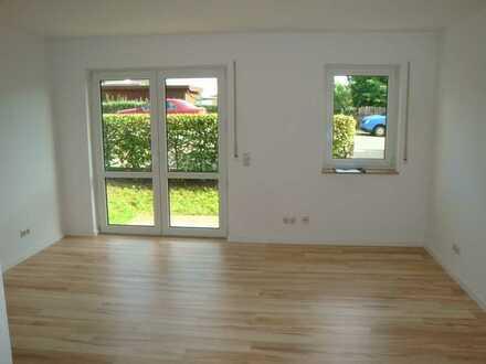 Ruhige Singlewohnung mit Einbauküche und Terrasse