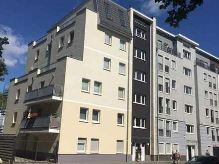 Neubauwohnung in Kiezlage mit Balkon