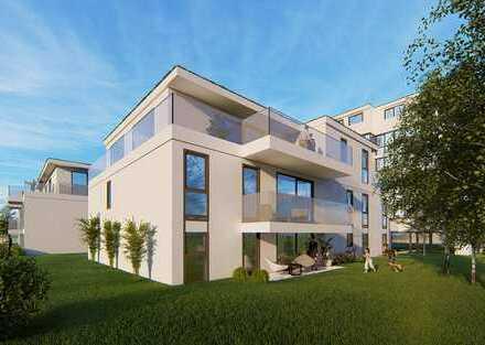 Drei-Zimmer-Wohnung mit Balkon
