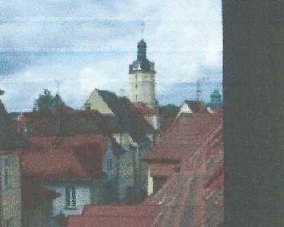 2-Zimmer-Wohnung mit Küchenzeile in Ansbach, teilmöbliert