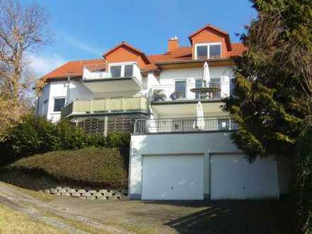 Kelkheim-Eppenhain: 3-Zimmer-Wohnung mit kilometerweitem Fernblick