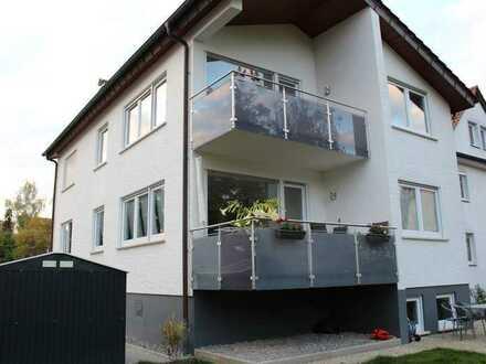 Modernisierte 3-Zimmer-Wohnung mit Balkon und Einbauküche in Balingen Zentral