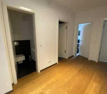 Stilvolle, geräumige und neuwertige 3-Zimmer-0G-Wohnung mit Balkon undinbauküche in Bremen