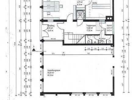 Neu modernisierte Büro oder Praxisräume mit Aufzug nähe Krankenhaus