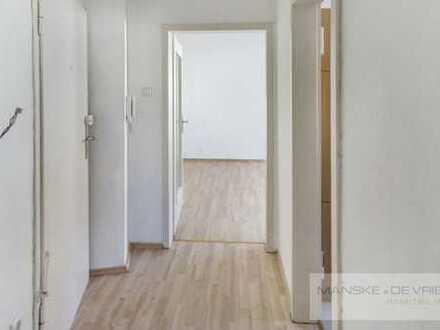 1-Zimmer Apartment in Top-Lage; Ideal zur vollmöblierten Vermietung