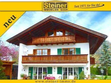 3-Zimmer-Wohnung ca. 84 m², 1. Stock, voll möbliert, 2 Balkone, Küche, Garage auf Wunsch