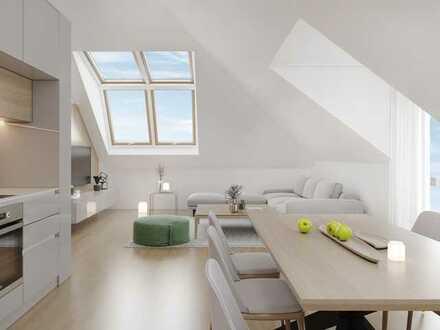-BAUSTART BEREITS ERFOLGT- Moderne 2 Zimmer DG - Neubauwohnung in schöner Lage