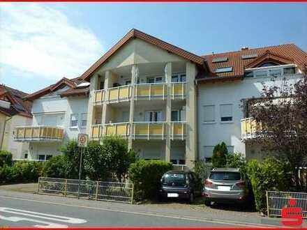 Helle Dachgeschoss-Maisonettewohnung in guter Wohnlage