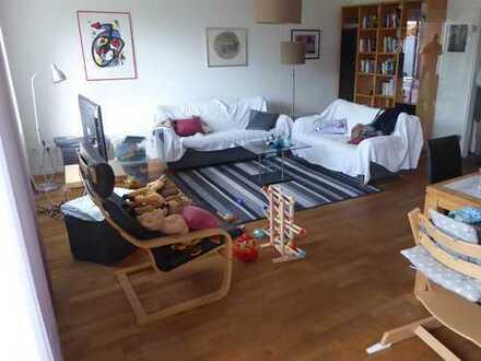 Exklusive, gepflegte 3-Zimmer-EG-Wohnung mit Terasse und Gartennutzung