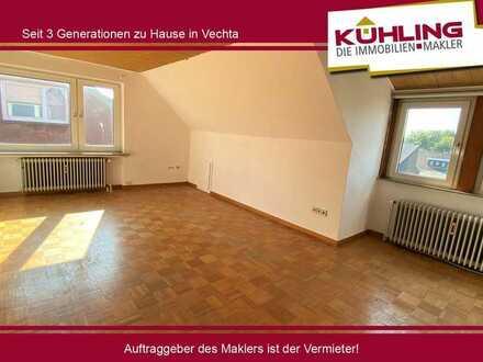 Gemütliche 4 Zimmer Wohnung in Vechta-Nord