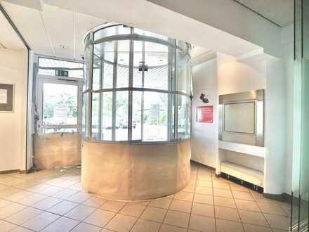 Tolle Gewerbefläche: Ehemalige Bankfiliale zu verkaufen