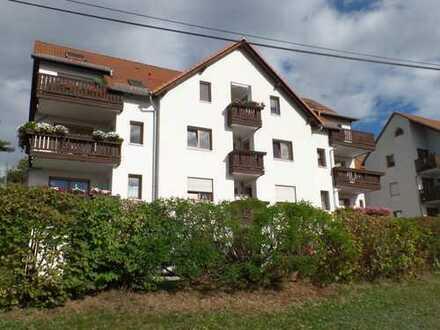 Gemütliche Wohnung mit Balkon für das junge Paar oder Singles