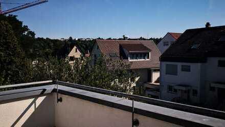 2-Zi.-Wohnung in S-Dachswald