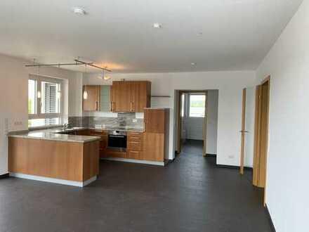 4-Zimmer Wohnung mit Westbalkon und Fernblick - barrierefrei + gute Ausstattung