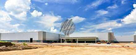 KEINE PROVISION ✓ NEUBAU ✓ AB ENDE 2019 ✓ Lager (6.000 m²) & Büro (500-1.500 m²) zu vermieten