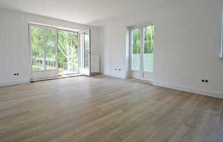 +++ Großzügige Wohnung im Grünen + WG-geeignet + Wohnen in der Fleetvilla +++