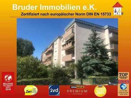 Walldorf, Tannenwg 38: 2 ZKB im Hochpart., Balkon+StPl, OPEN HOUSE 14.9 11.00-11.30, keine K-Prov