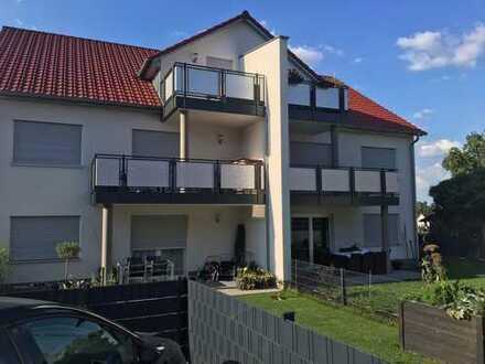 Moderne 3,5 Zimmerwohnungen mit Balkon und Garage