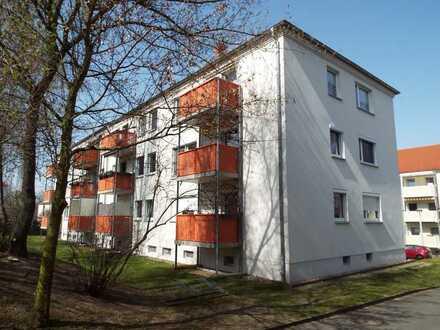 3-Raumwohnung in der begrünten Sportstadt Riesa