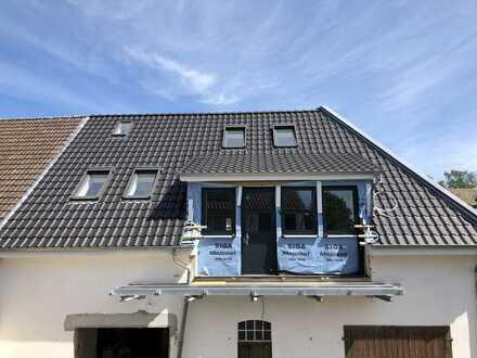 Erstbezug mit Balkon: attraktive 4,5 Zimmer-Maisonette-Wohnung in Wendeburg