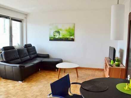 Perfekte Singlewohnung inklusive TG-Stellplatz in Unterbach