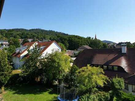 Über den Dächern von Hirschberg...