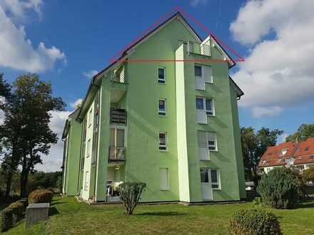 SINGLE-TRAUM im DG! in top Wohnanlage in 98673 Eisfeld / 360° Rundgang verfügbar