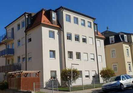 Vermietetes 1-Zimmer-Apartment als kleines Investment in Dresden-Naußlitz