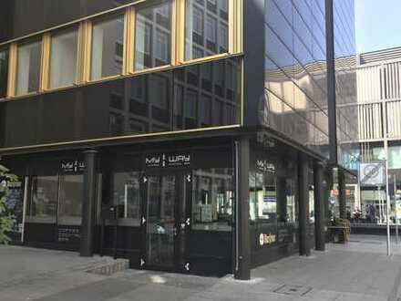 Laden für gastronomische Konzepte gegenüber der Ernst-August-Galerie zu vermieten