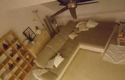 1 Zimmer in Neubau Maisonetten Wohnung wird frei