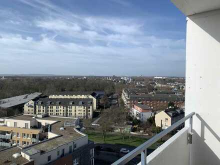 modernisierte 2 Zimmer mit Balkon - kurzfristig beziehbar!