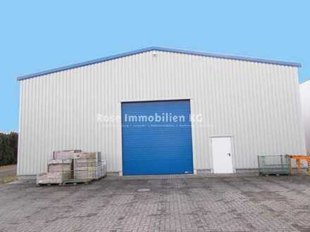 ROSE IMMOBILIEN KG: Lagerhalle in Petershagen!