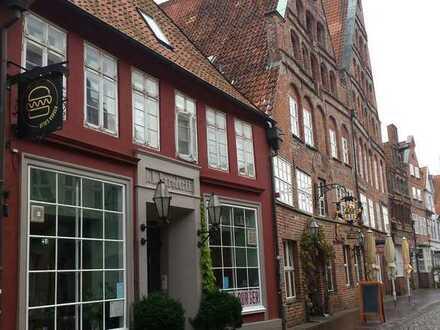 Gemütliches Restaurant in Lüneburger Altstadt zu vermieten