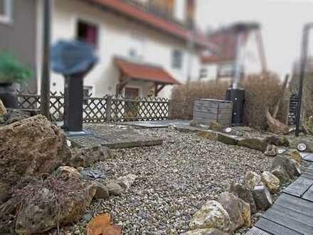 Schnuckelhäusle mit Garten