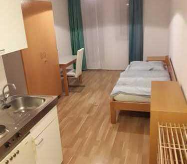 Gemütliches 1-Zimmer Apartment vollmöbliert - ideal für Studenten - Ab 01.11.2019