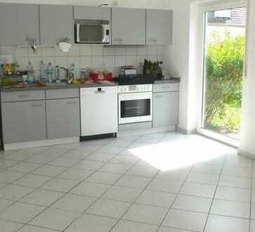Doppelhaushälfte mit Terrasse und Garten in Darmstadt-Arheilgen