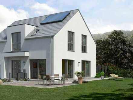 Umweltbewusst wohnen, mit einem allkauf-Haus! KFW 40 Förderung sichern!